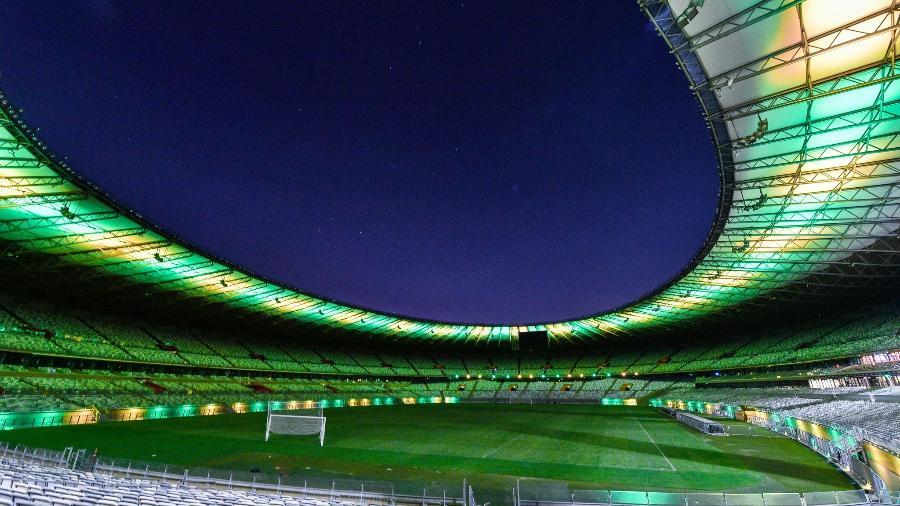Estádio do Mineirão terá jogos da Copa América 2019. Foto: Agencia i7