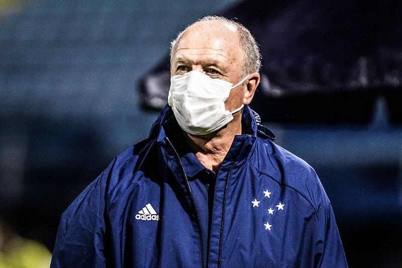 Treinador brasileiro destacou sua identificação com o clube argentino. Foto: Gustavo Aleixo/Cruzeiro