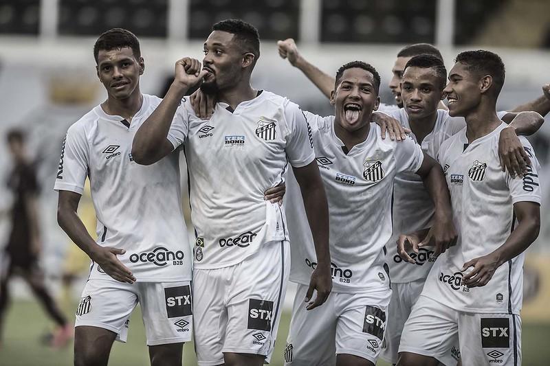 Sabino teve seu contrato encerrado pelo Peixe e jogará no Sport. Foto: Ivan Storti/Santos FC