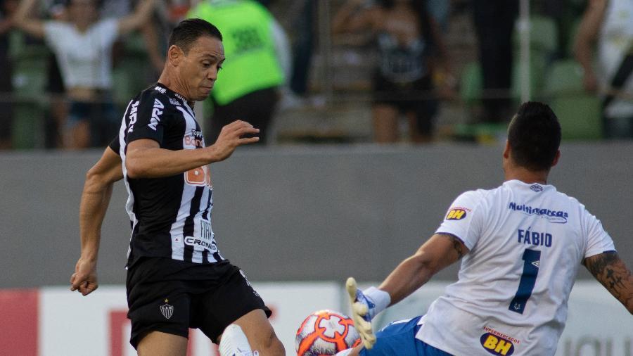 Ricardo Oliveira quase voltou ao São Paulo. Foto: Marcelo Alvarenga/AGIF