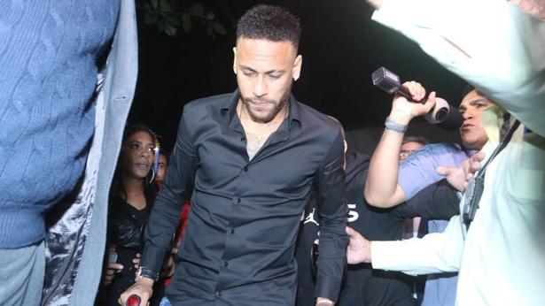 Jogador depõe nesta quinta-feira em São Paulo. Foto: Thyago Andrade/AgBrazilNews/Via UOL