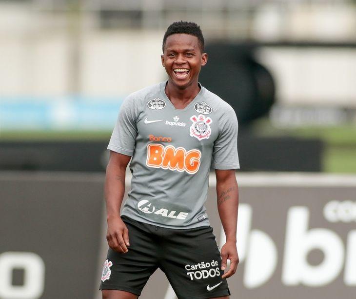 Meia equatoriano tem contrato com o Timão até o final de junho. Foto: Rodrigo Coca/Ag Corinthians