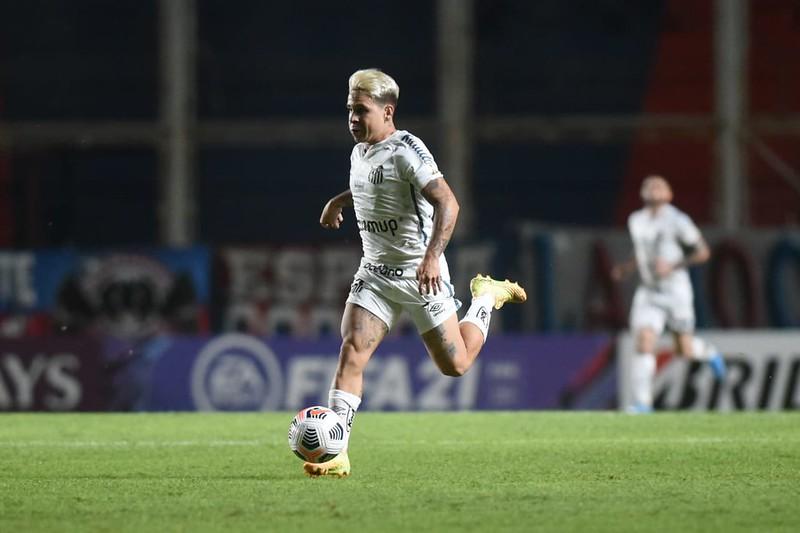 Peixe pretende utilizar dinheiro arrecadado na Libertadores para paga o Huachipato. Foto: Ivan Storti/Santos FC