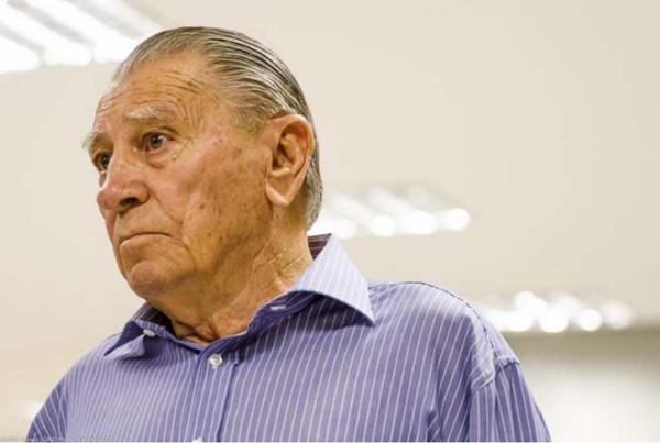 Dirigente havia completado 88 anos em fevereiro. Foto Reprodução/www.faspnet.com.br