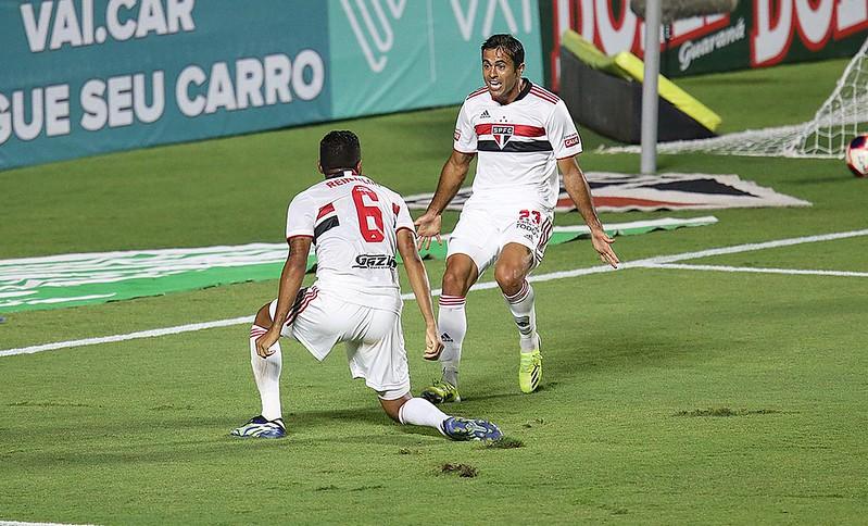 Tricolor fará o terceiro jogo em cinco dias. Foto: Paulo Pinto/saopaulofc.net