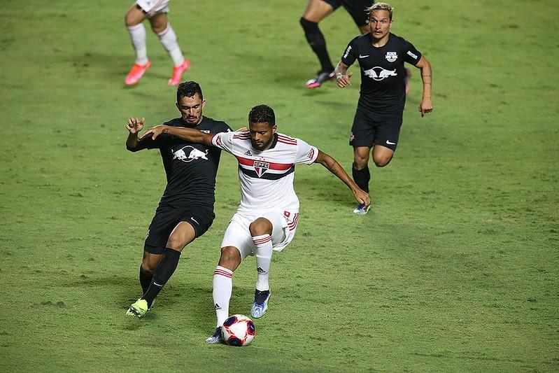 Lateral tricolor disse que a equipe iniciou a temporada em bom ritmo. Foto: Paulo Pinto / saopaulofc.net