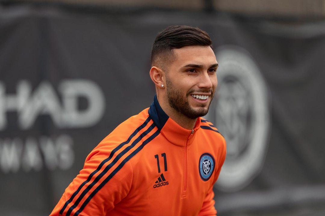 Atacante argentino é um pedido do técnico Abel Ferreira. Foto: Instagram/Reprodução