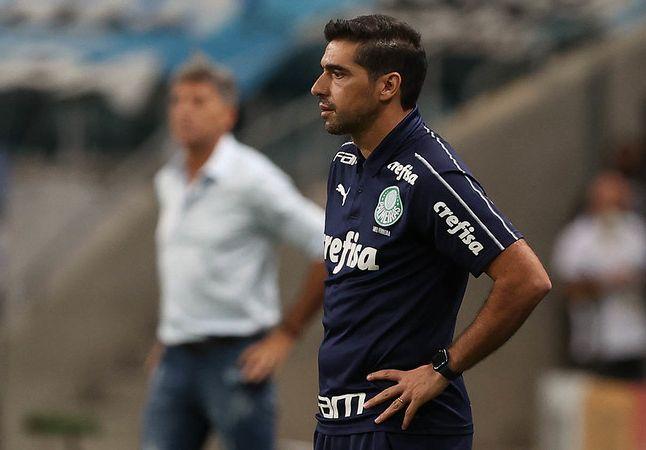 Treinador do Verdão criticou a cultura resultadista do futebol brasileiro. Foto: Cesar Greco