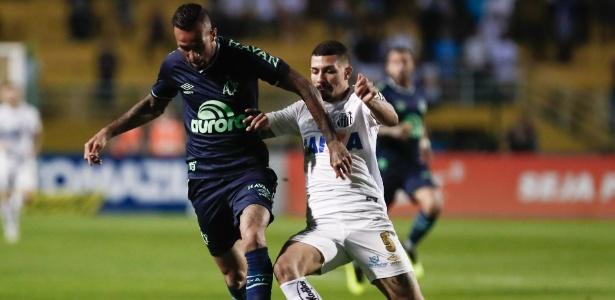 Vale ressaltar que o Santos entrou em campo com sete desfalques