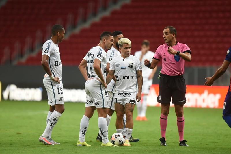 Peixe estreia na fase de grupos da competição jogando em casa. Foto: Ivan Storti/Santos FC