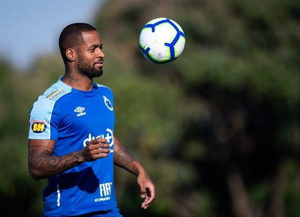Defensor do Cruzeiro não joga desde 2019. Foto: Bruno Haddad/Cruzeiro