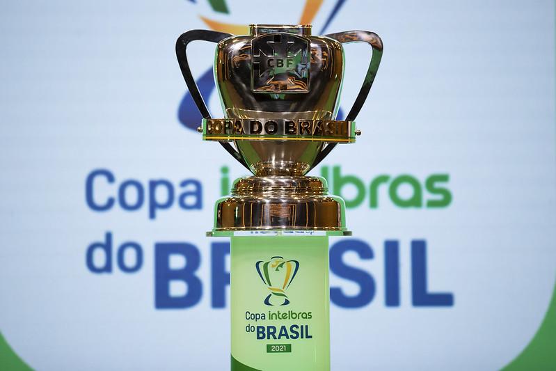 Terceira fase da competição já conta com os times participantes da Libertadores. Foto: Lucas Figueiredo/CBF