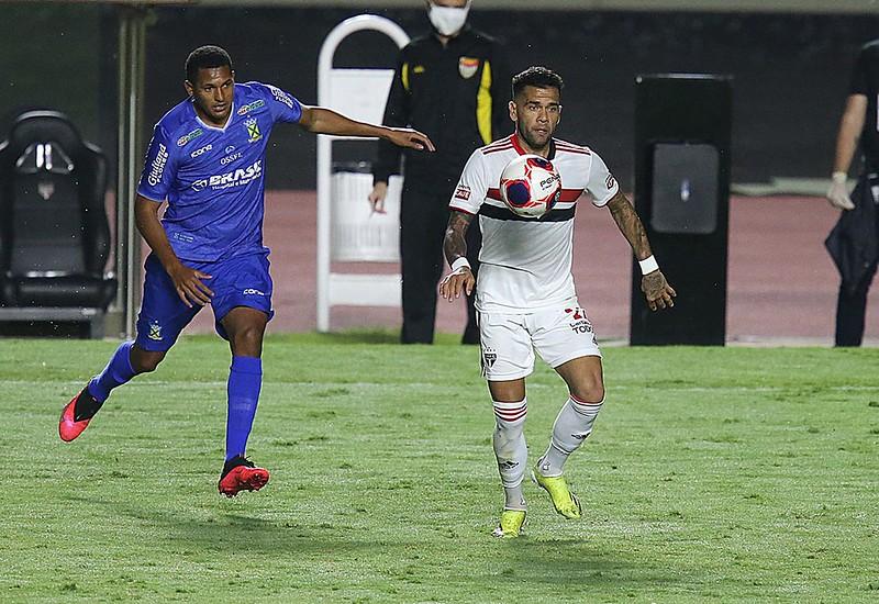 Camisa 10 do tricolor tem se destacado jogando na ala-direita. Foto: Paulo Pinto/saopaulofc.net
