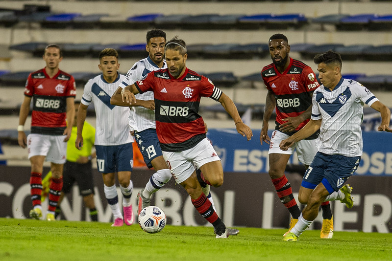 Camisa 10 do Flamengo afirmou que pensa em virar treinador. Foto: Alexandre Vidal/Flamengo