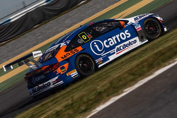 Piloto da Crown Racing somou dois pontos com a conquista. Foto: Bruno Terena/RF1