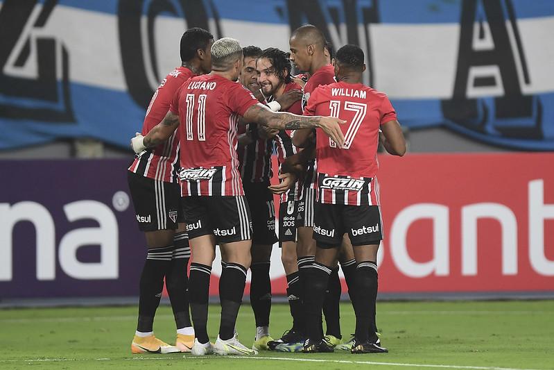 Tricolor não poderá contar com Eder, que se recupera de lesão. Foto: Staff Images/Conmebol