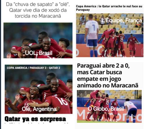 Nos jornais do Brasil e do mundo permanece a confusão na hora de dar qualquer notícia