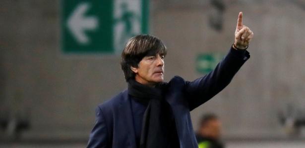 Técnico Joachin Löw divulgou lista da Alemanha. Foto: Kai Pfaffenbach/Reuters/Via UOL