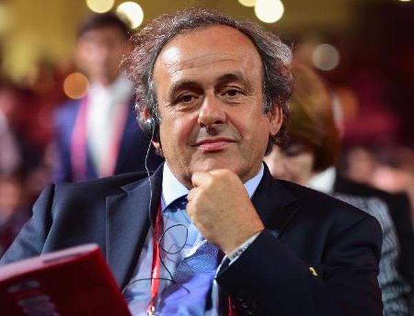 Platini está sob custódia policial nas instalações do Escritório Anticorrupção da Polícia Judiciária em Nanterre