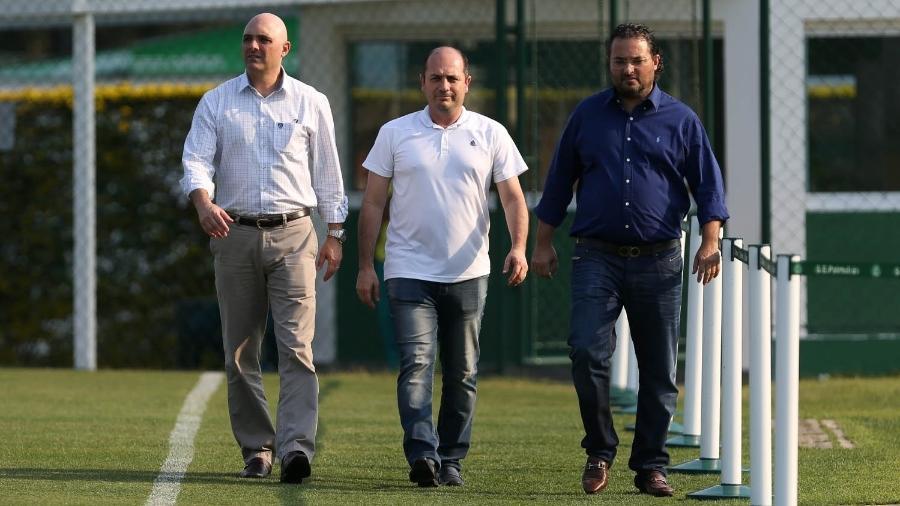 Diretoria do Palmeiras decidiu aceitar convite para disputar a Florida Cup em 2020. Foto: Cesar Greco/Ag.Palmeiras