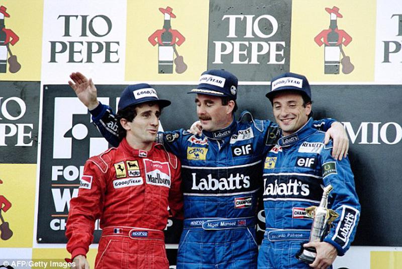 Inglês ganhou a disputa na estreia do circuito catalão no calendário da F1; Foto: Divulgação