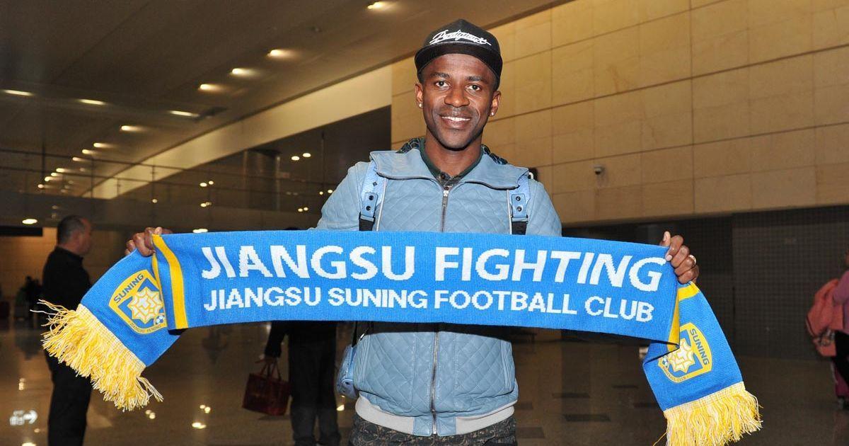 Ramires pode deixar o Jiangsu Suning