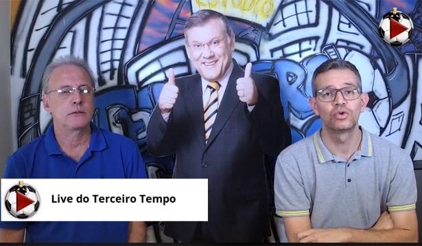 João Antonio e Frank Fortes discutiram o nível e a proximidade com o público das seleções nacionais. Foto: Reprdoução