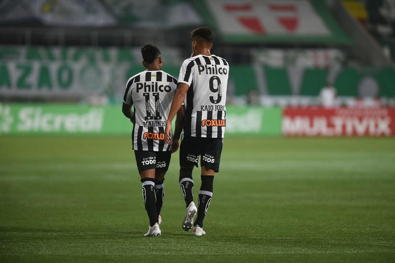 Peixe não pode perder para o São Bento na última rodada do estadual. Foto: Ivan Storti/Santos FC
