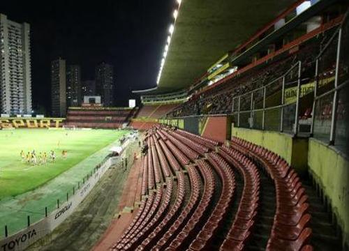 A Ilha do Retiro será o palco de mais um Sport x Flamengo em Recife, neste domingo