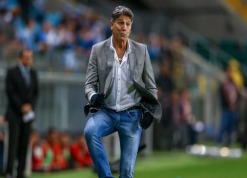 Renato Gaúcho passa por processo de negociação com o Grêmio de olho em 2019