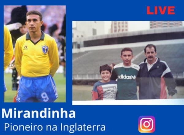 Ex-atacante marcou época pelo Palmeiras e Newcastle