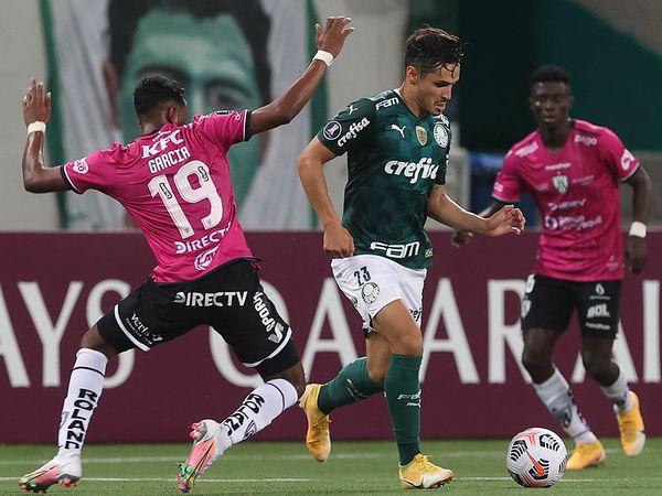 Verdão goleou os equatorianos no primeiro encontro entre as equipes. Foto: Cesar Greco