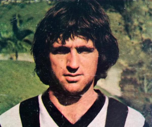Ele esteve no grupo da seleção brasileira nas Olimpíadas de 1972. Foto: Reprodução