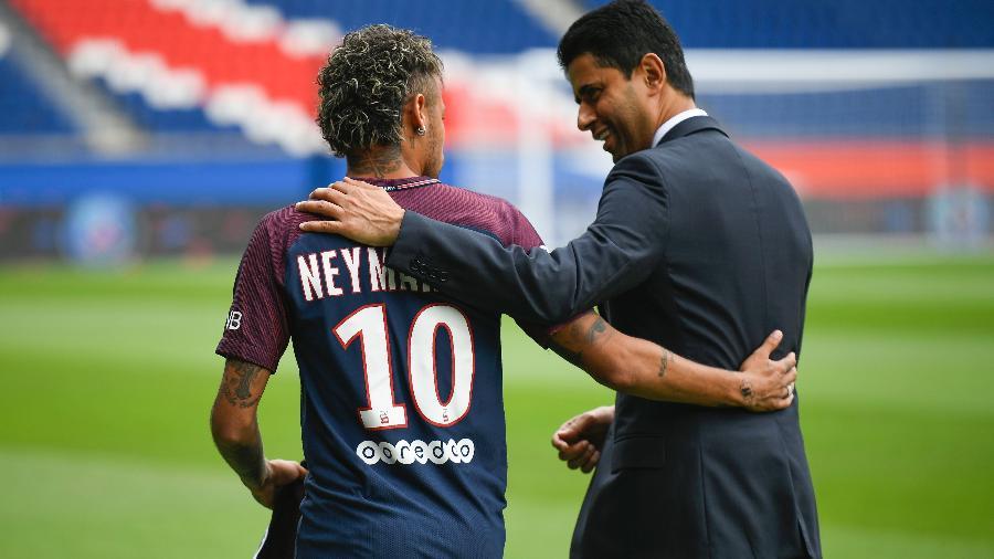 Brasileiro talvez não fique em Paris. Foto: Lionel Bonaventure/AFP/via UOL