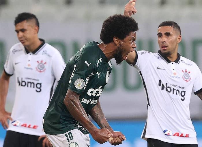 """Se Mancini não """"fechar a casinha"""", o Timão deverá ser goleado. Foto: Cesar Greco/Ag. Palmeiras"""