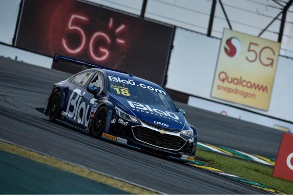 Piloto da Blau Motorsport registrou sua melhor volta no TL2. Foto: Divulgação/Stock