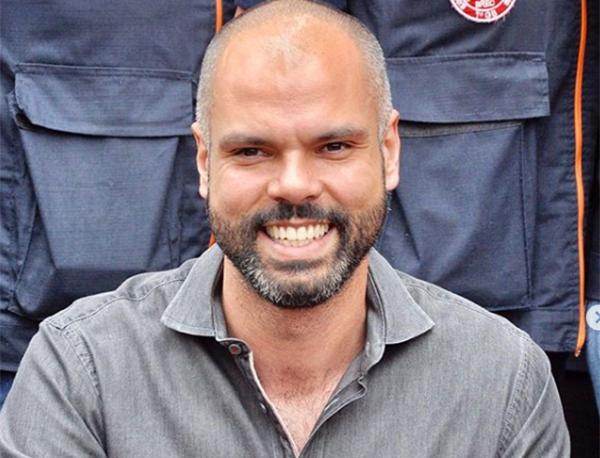 Em 2019, Bruno Covas participou do Domingo Esportivo e falou sobre o Santos FC e sobre o legado de seu avô
