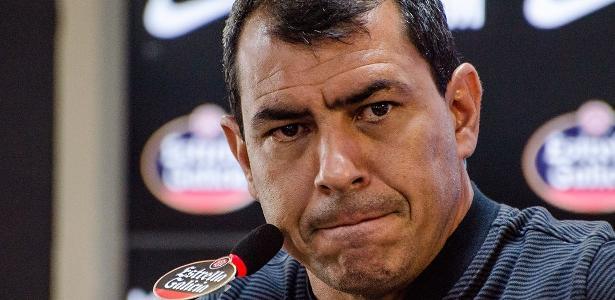 Treinador do Corinthians pode trabalhar na Arábia Saudita. Foto: Gero Rodrigues/O Fotográfico/Estadão Conteúdo/Via UOL