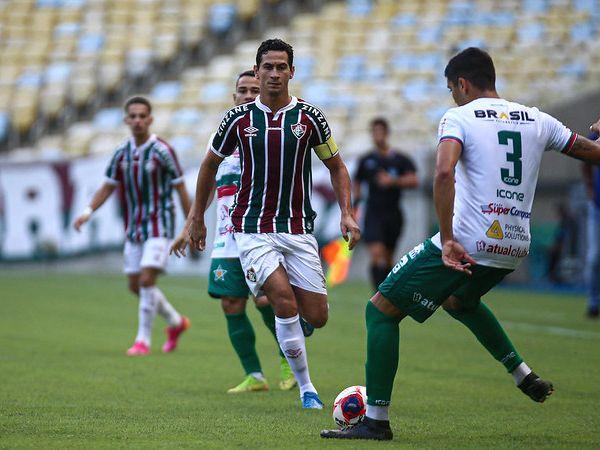 Encostado no Fluminense, Ganso entrou no radar do Peixe. Foto: Maílson Santana/Fluminense