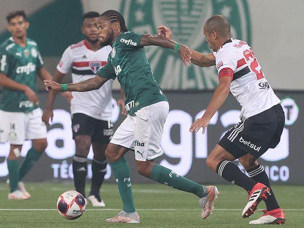 Após empate no jogo de ida, Tricolores e Alviverdes precisam de uma vitória simples para levar o título. Foto: Cesar Greco