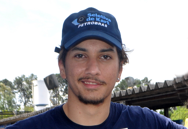 Piloto goiano teve desempenho espetacular na Granja Viana. Foto: Marcos Júnior Micheletti/Portal TT