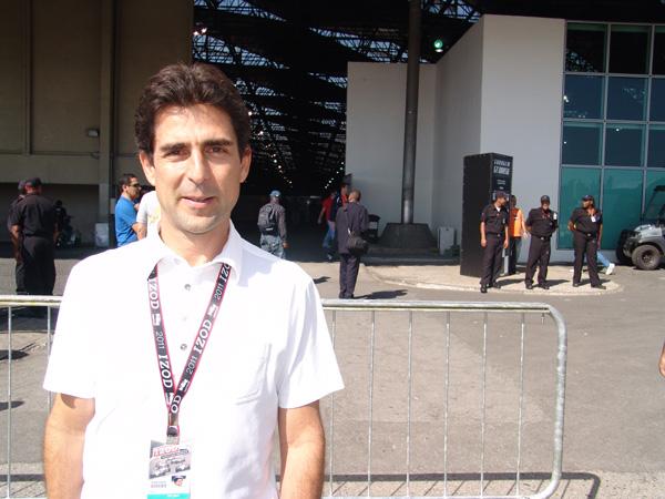 O ex-piloto morreu no último sábado (22). Foto: Marcos Júnior Micheletti/Portal TT