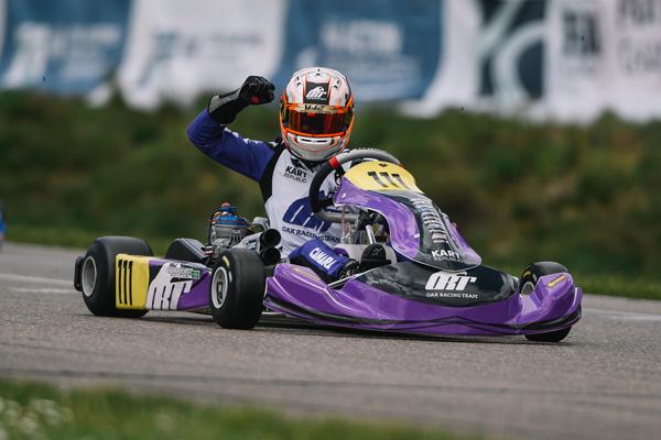 Piloto de 16 anos vive ótimo momento na temporada. Foto: Manuela Nicoletti/ Ferrari Promo