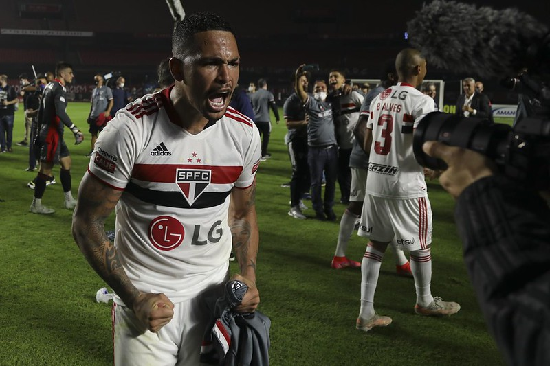 Tricolor volta a campo 48 após conquista do Paulistão. Foto: Rubens Chiri/saopaulofc.net