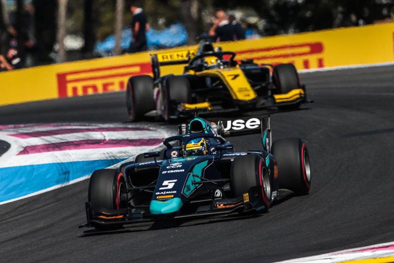 Brasileiro, segundo colocado na corrida 1, voltou a pontuar neste domingo. Foto: Dutch Photo Agency/Quick Comunicação