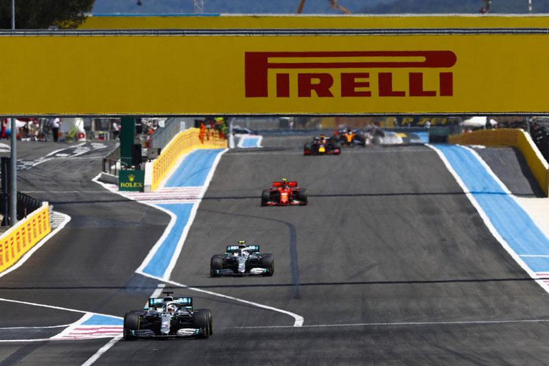 Britânico chegou ao seu 79º triunfo na categoria. Foto: Mercedes-AMG F1