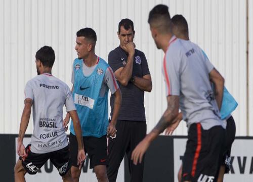 Corinthians terá cinco jogadores reservas na partida contra o Sport, em Recife