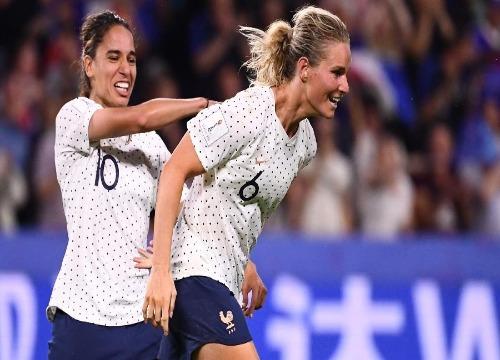 A França encara o vencedor do embate entre Espanha e Estados Unidos. (Foto: Franck Fife)