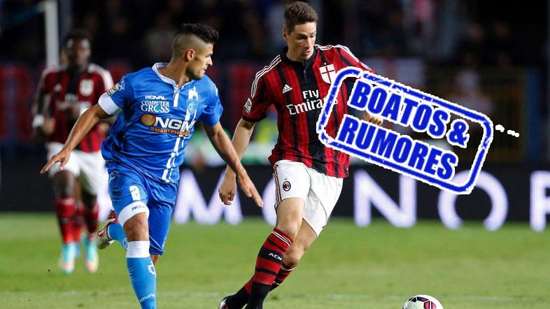 Terceiro Tempo: Fernando Torres Já Está De Saída?