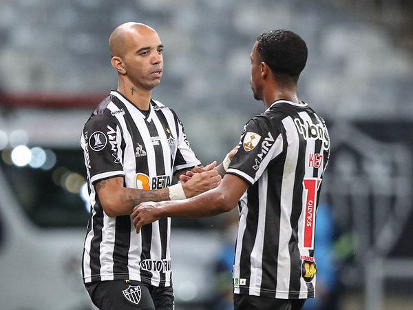 Atacante de 36 anos interessa ao Santos. Foto: Pedro Souza/Atlético